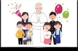 Cinema Festa y Transmisión en vivo del Papa Francisco